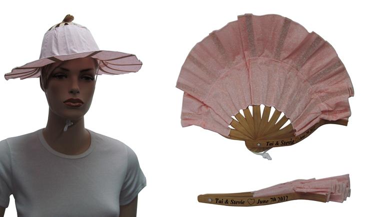כובעים מיוחדים לנשים | כובע מניפה