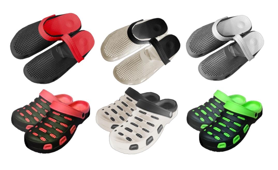 נעלי דמוי קרוקס