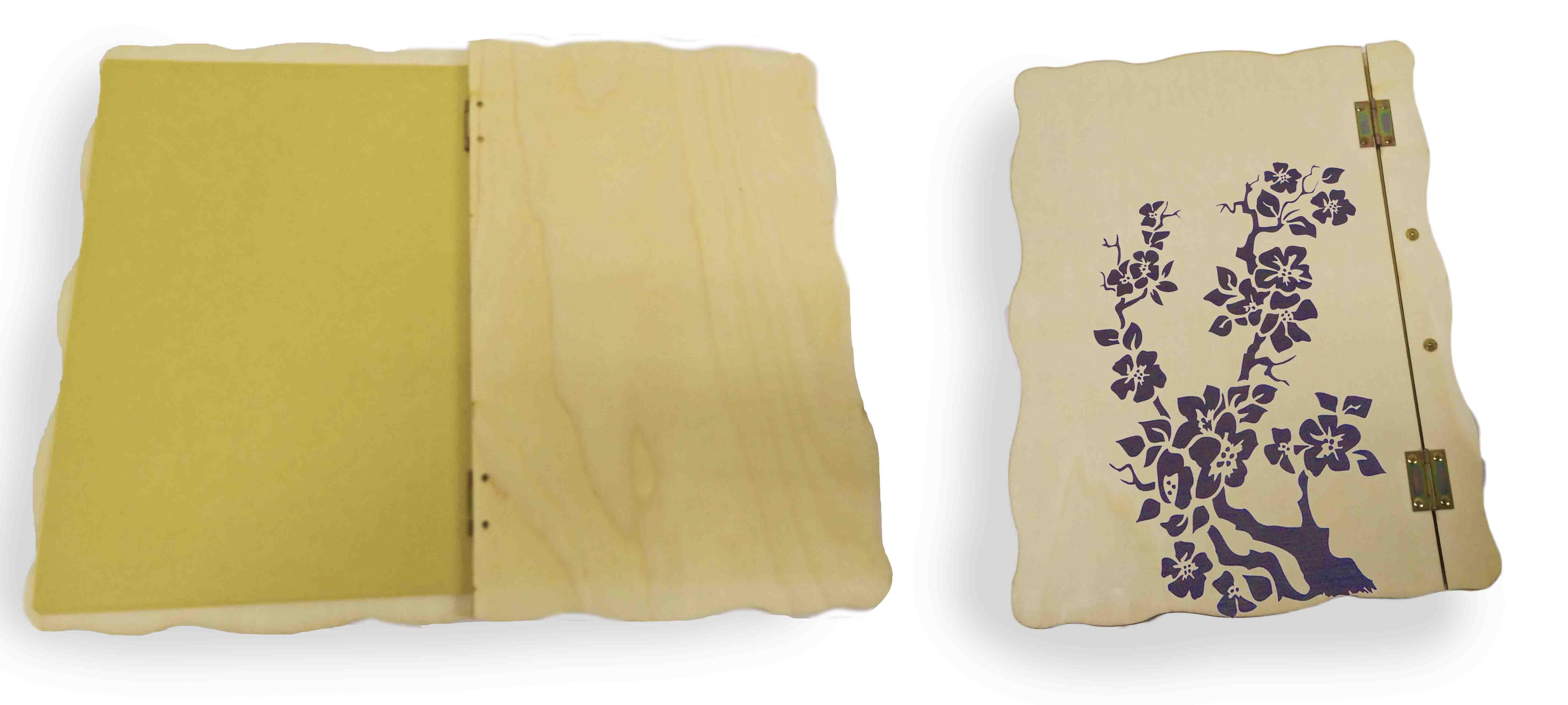 אלבום עץ | אלבום תמונות מעץ