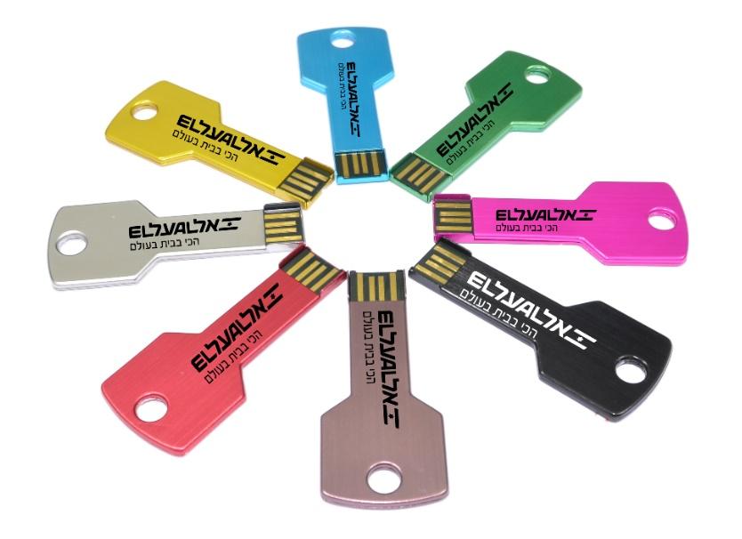 דיסק און קי בצורת מפתח