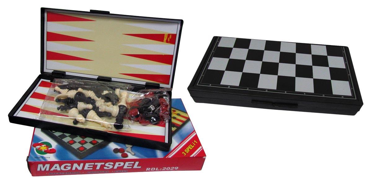 משחקים בקופסה שש בש שח מט ודמקה