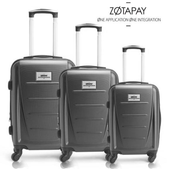 מזוודה קשיחה | טרולי מזוודה 28