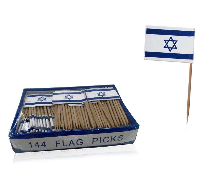 דגל על קיסם | קיסם דגל