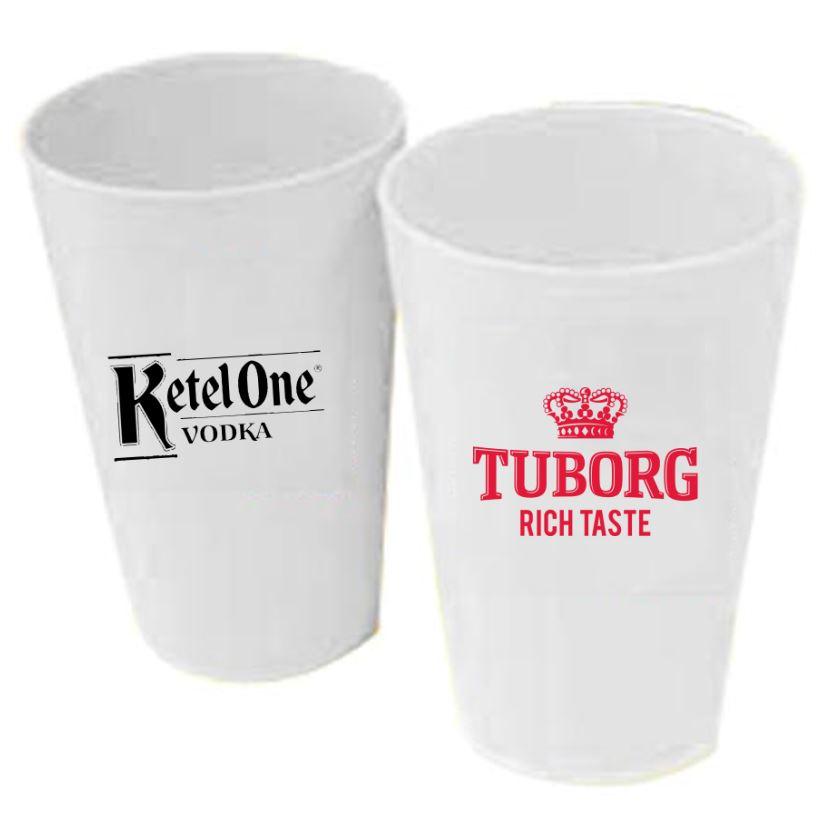 כוסות פלסטיק רב פעמיות