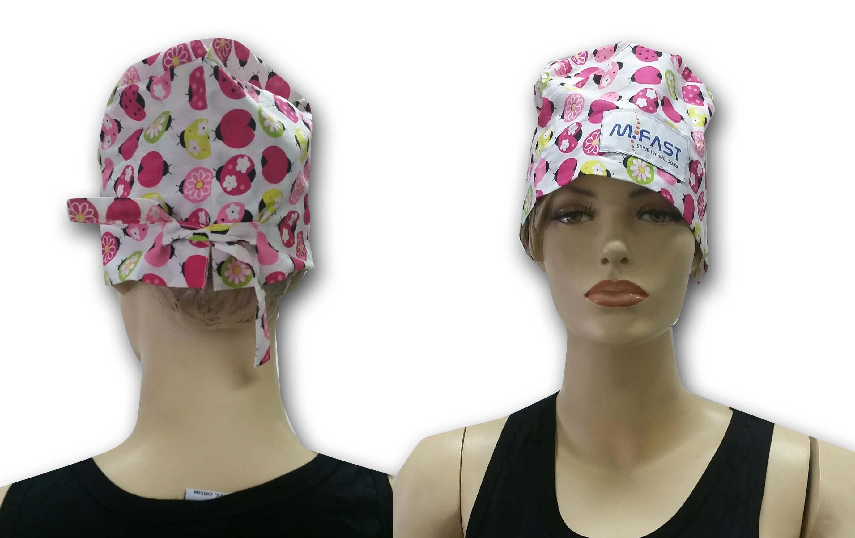 כובע מנתחים לנשים