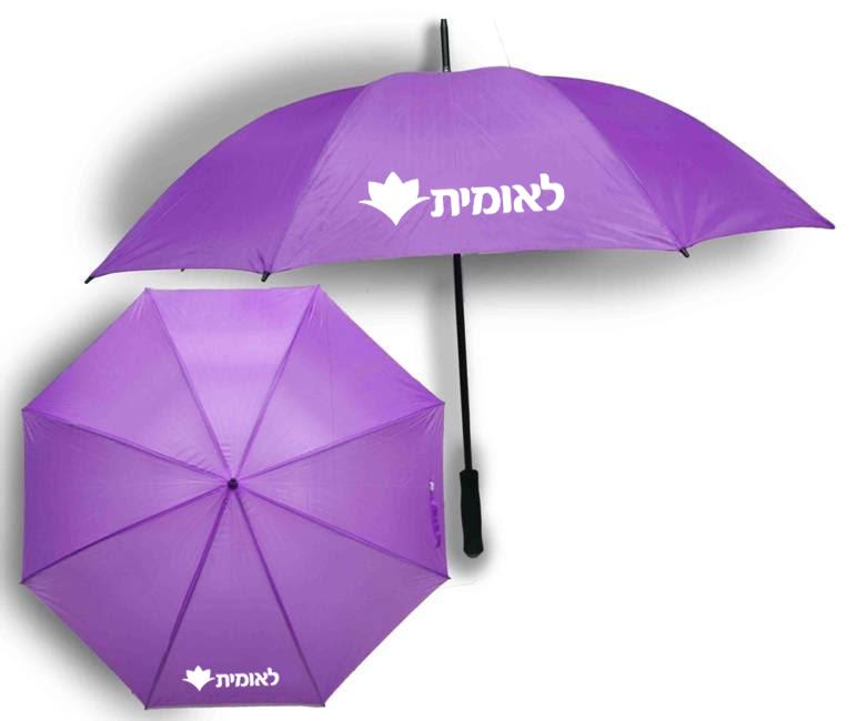 מטריה סגולה גדולה