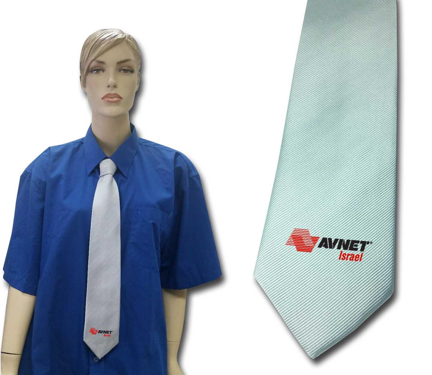 עניבה פתוחה | עניבה ארוגה