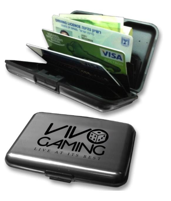 מארז לכרטיסי ביקור | קופסא לכרטיסי ביקור