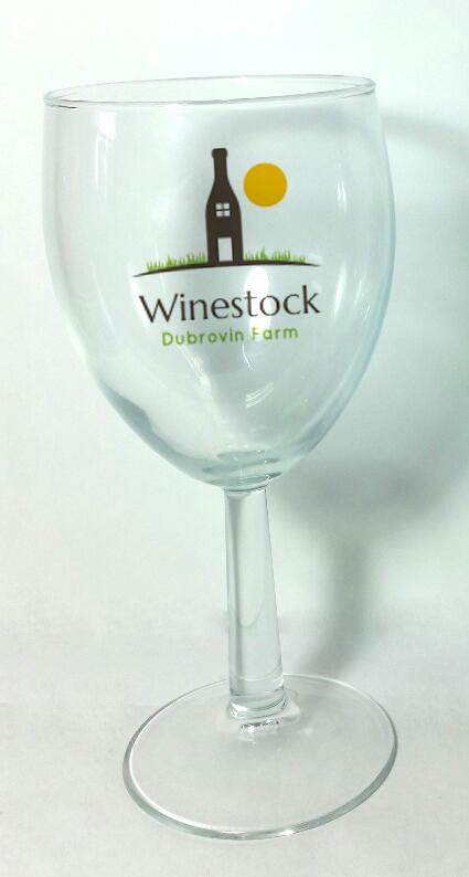 כוס יין ממותגת | כוסות יין | כוסות ליין