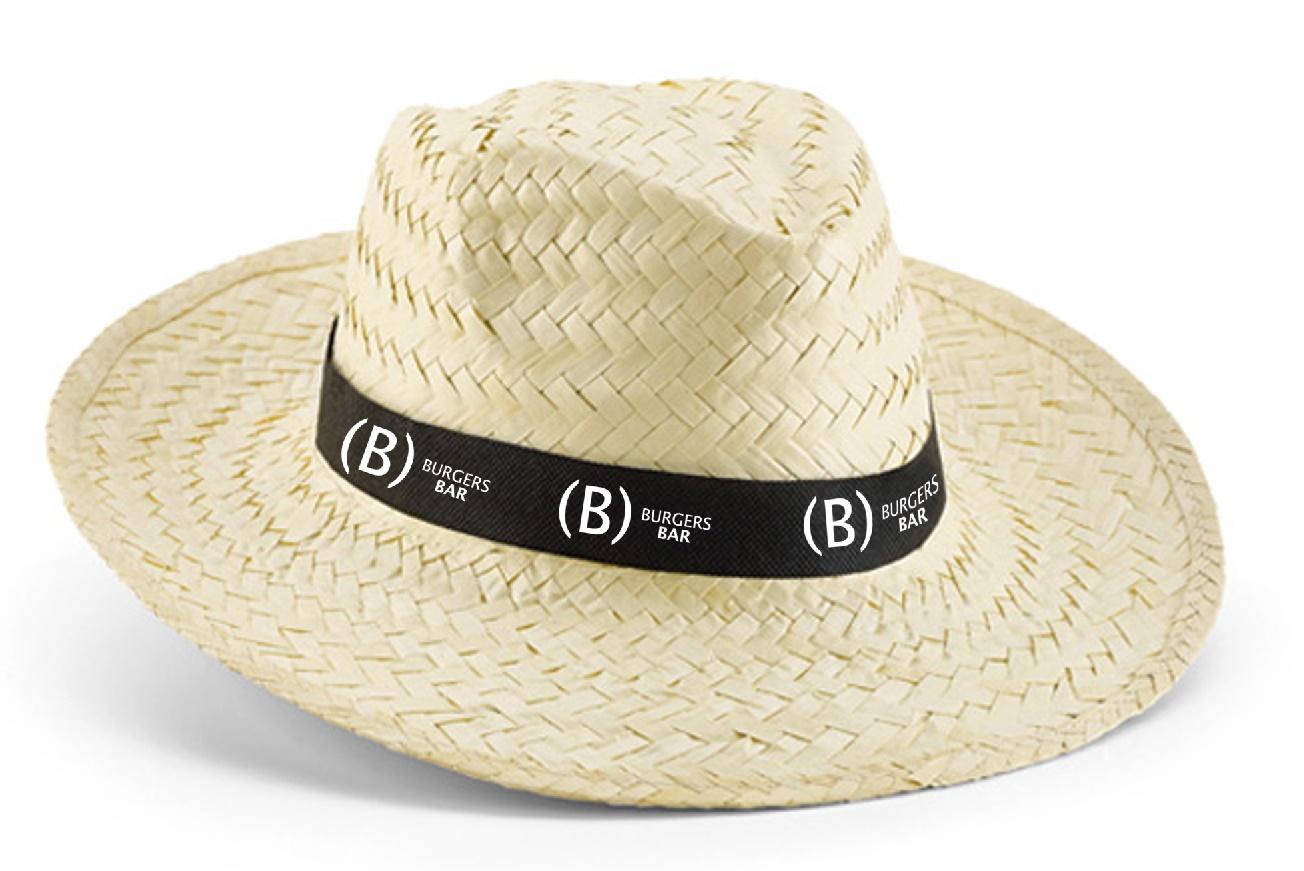 כובע קש לבן | כובע קאובוי
