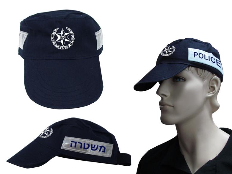 כובע משטרה | כובע זיהוי
