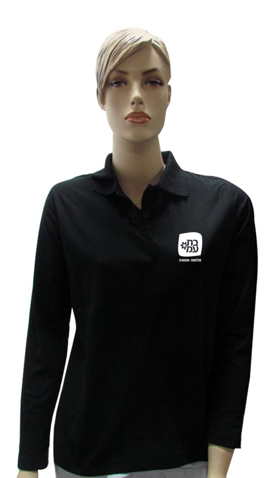 חולצת אלגנט נשים | חולצה ארוכה