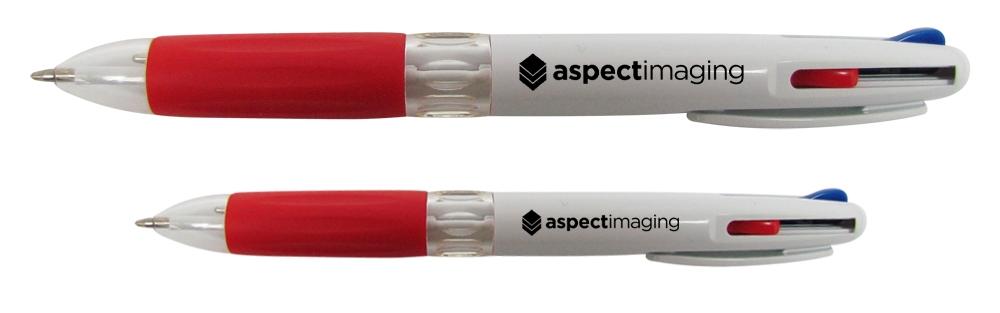 עט 3 צבעים | עטים עם הדפסה