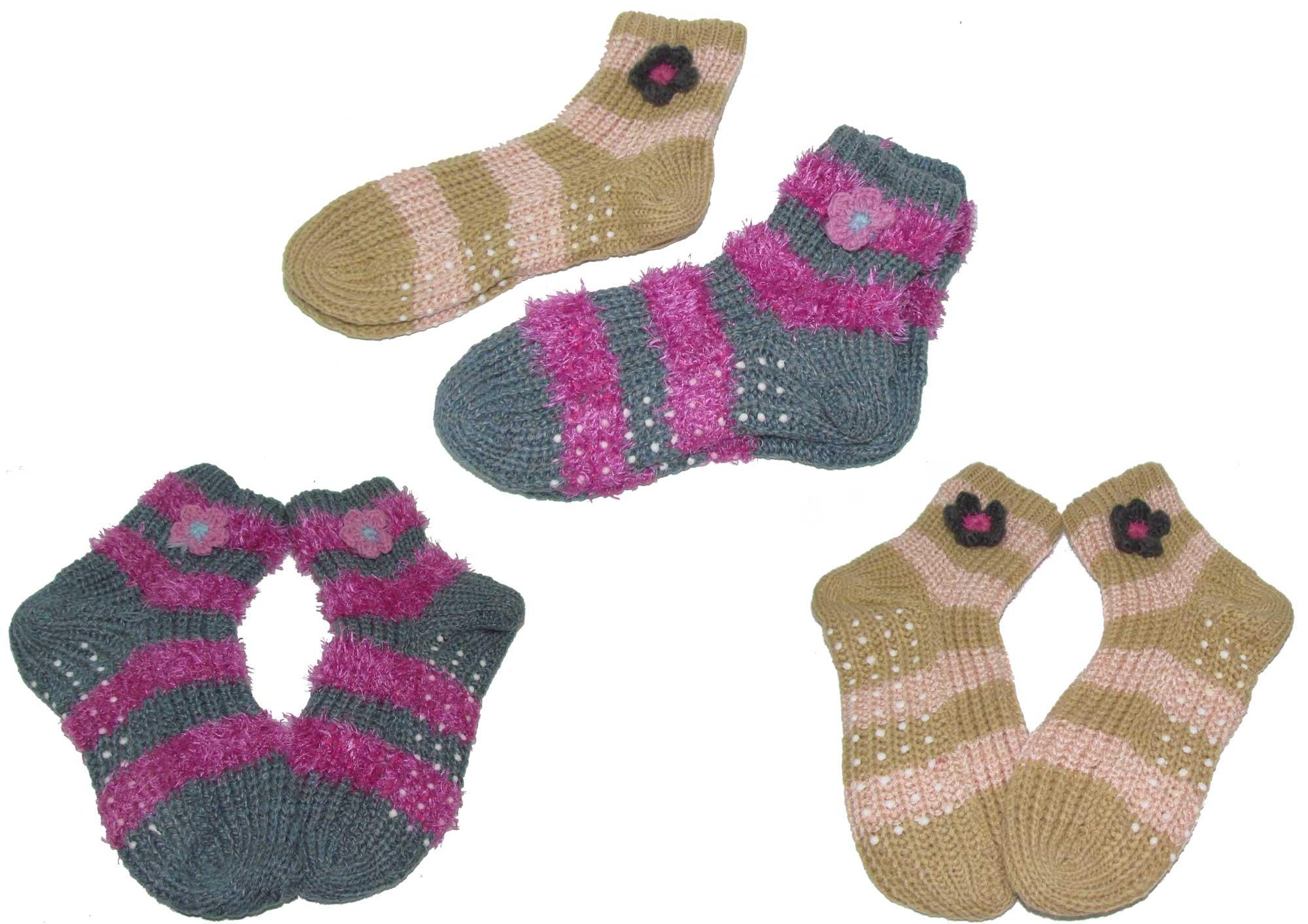 גרביים | גרביים נגד החלקה | גרב