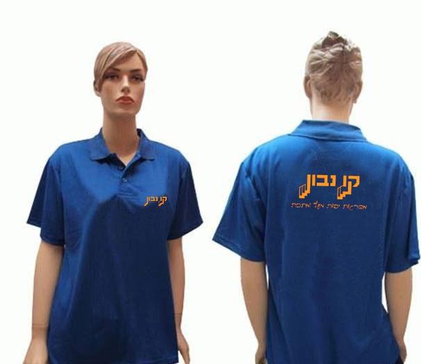 חולצות פולו מודפסות