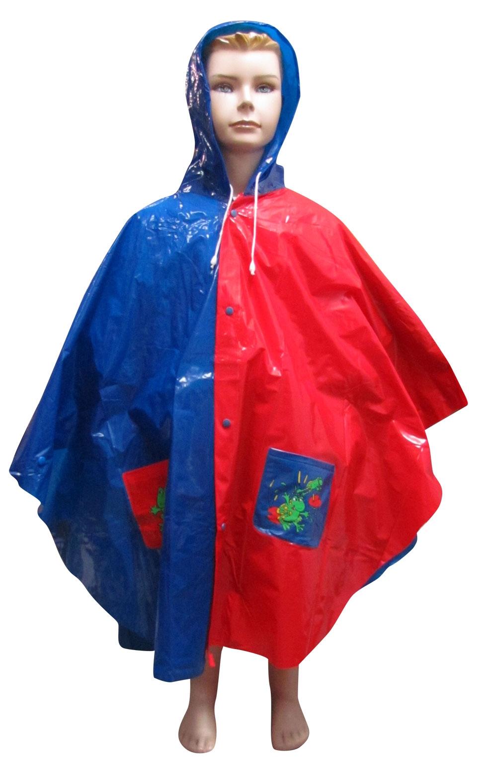 מעיל גשם מניילון | שכמייה | מעיל גשם לילדים