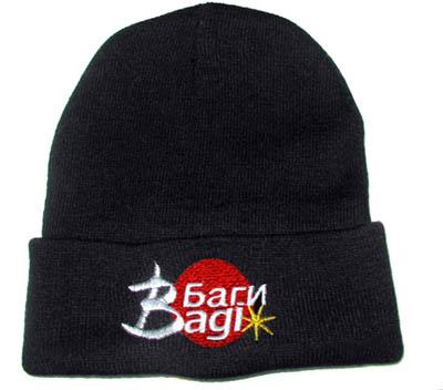 כובע צמר רקום