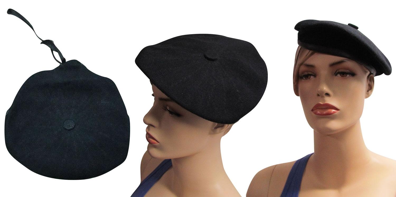 כובע ברט | כובע בארט | כובע צרפתי