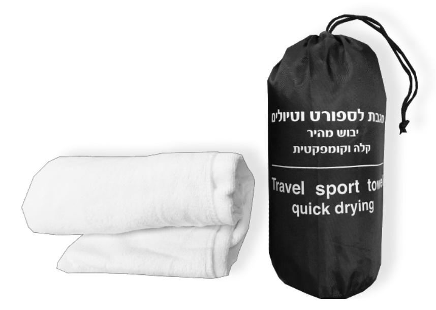 מגבת מיקרופייבר | מגבות גוף גדולות