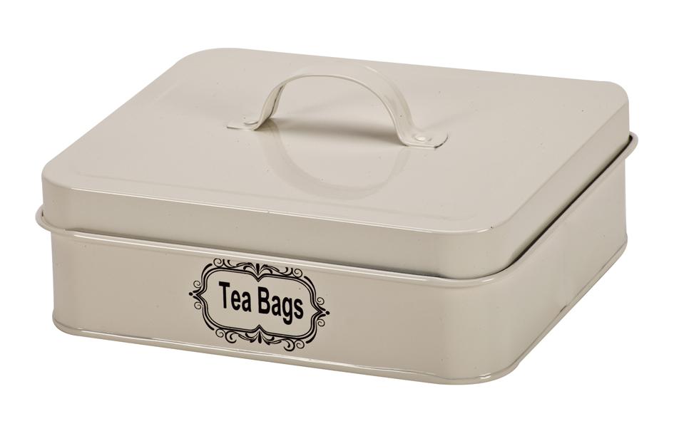 קופסה לשקיות תה