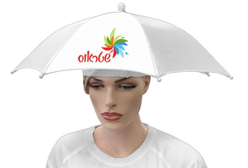 מטריה קטנה | מטריות ראש | מטרייה לראש