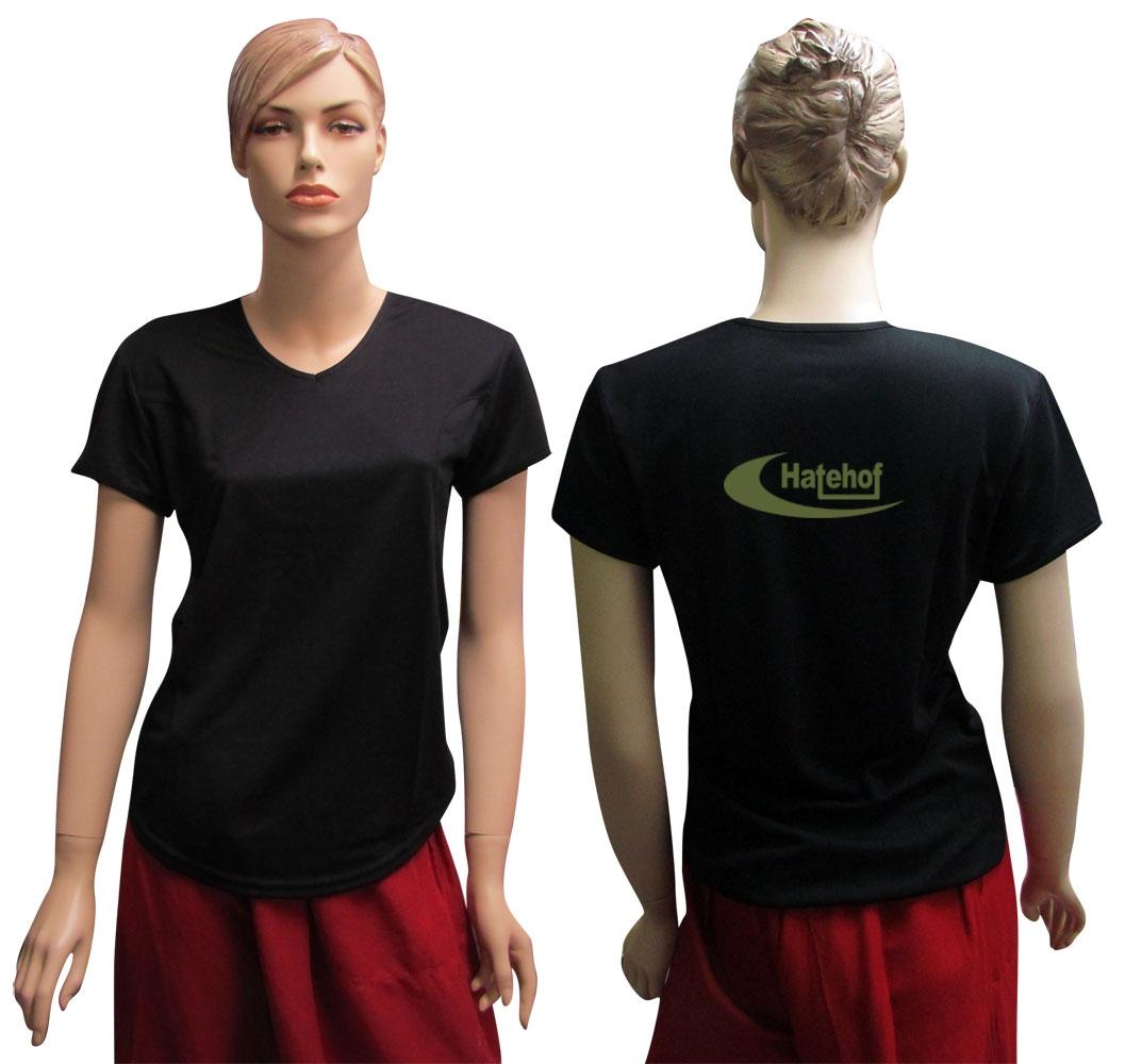 חולצת דרייפיט | חולצות מנדפות זיעה