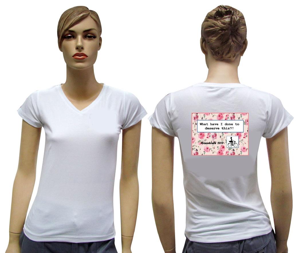 חולצת דרייפיט נשים