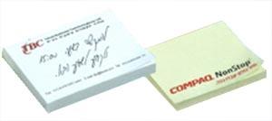 נייר ממו סטיק ממותג | נייר דביק עם לוגו
