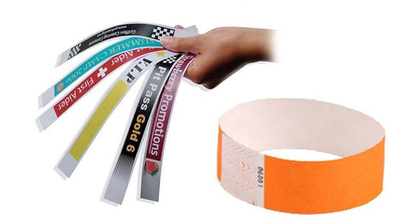 צמידים להדפסה | צמידים לאירועים