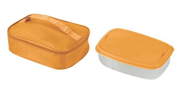 צידנית אישית עם קופסה לאוכל