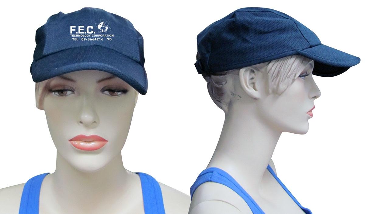 כובעים להדפסה | כובע מנדף זיעה
