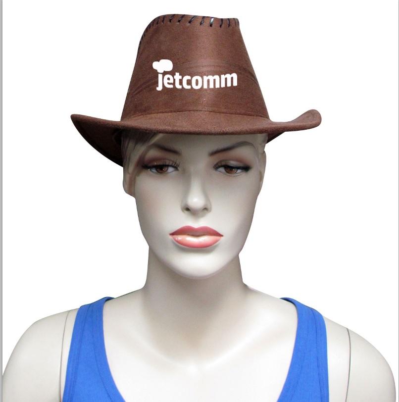 כובע בוקרים חום