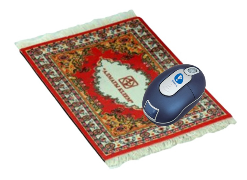 שטיח לעכבר