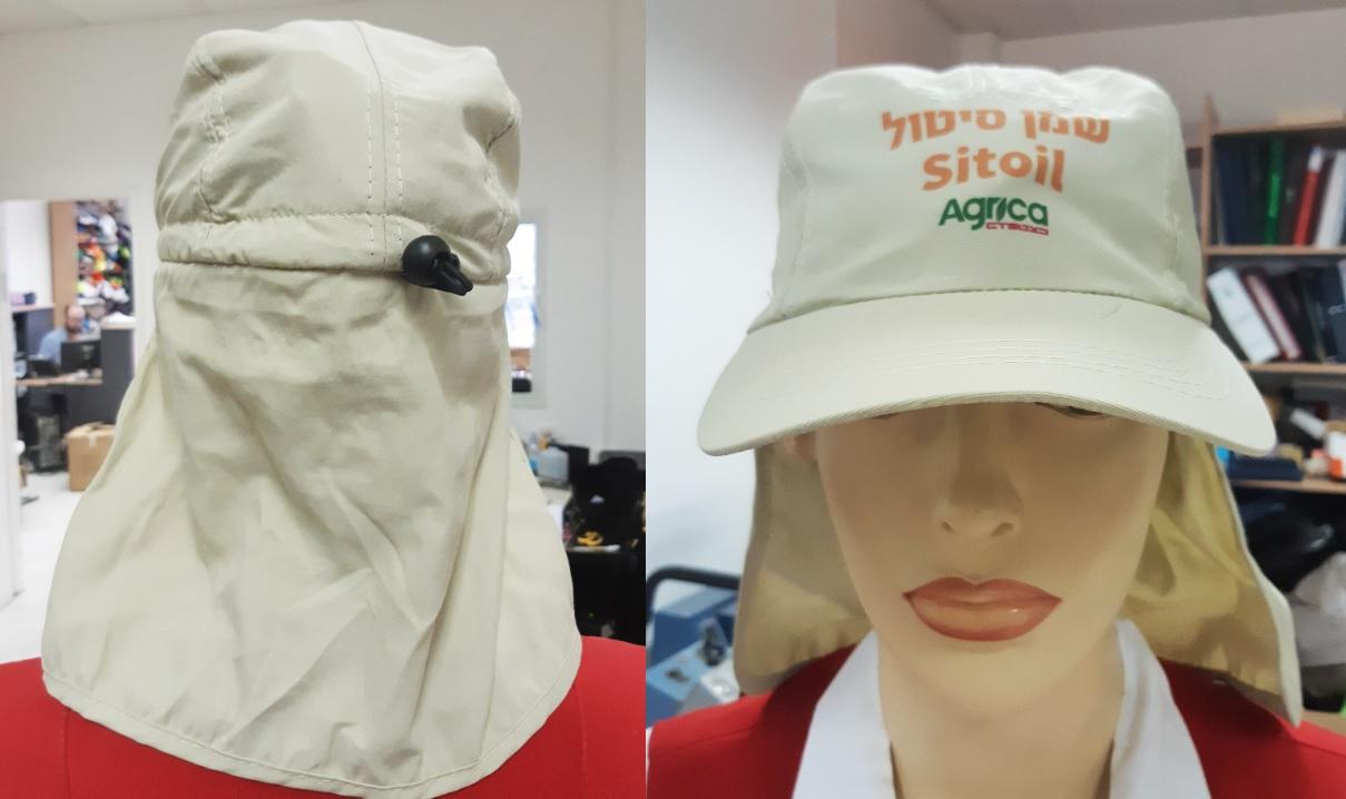 כובע לגיונר מבד דרייפיט