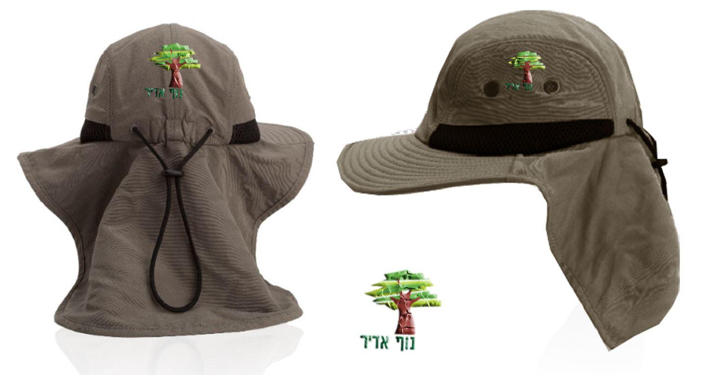 כובע סהרה | כובע ספארי