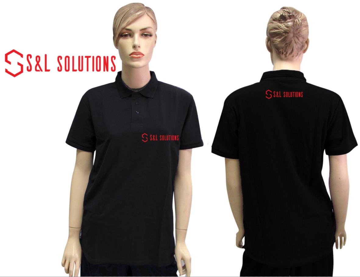 רקמה על חולצות פולו| חולצות לעסק