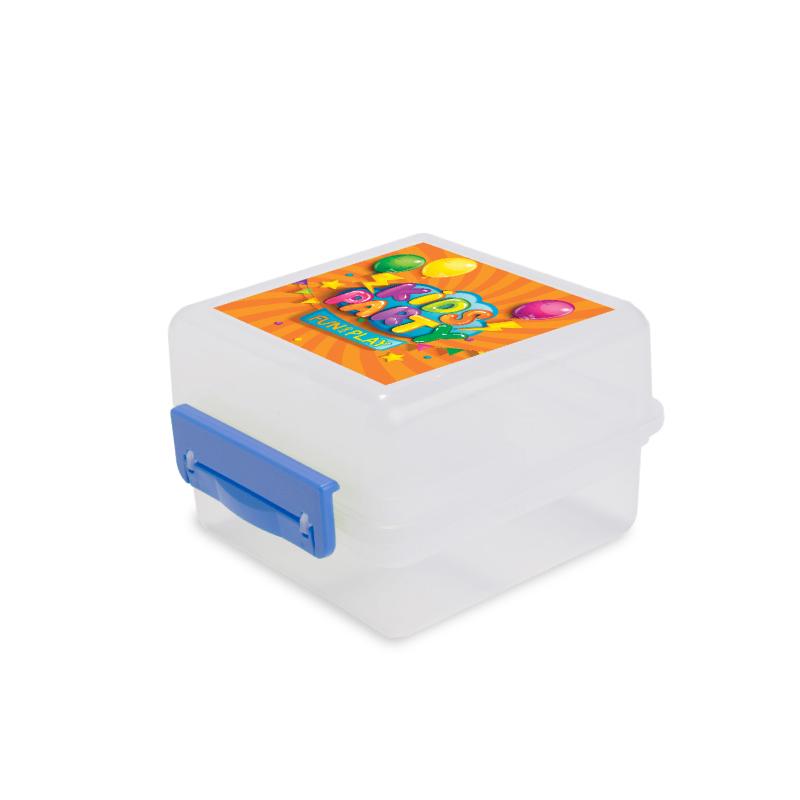 לאנץ בוקס | קופסת אוכל לילדים