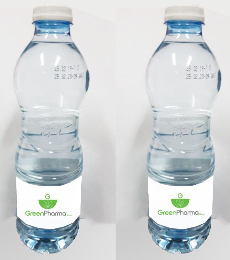 בקבוק מים ממותג