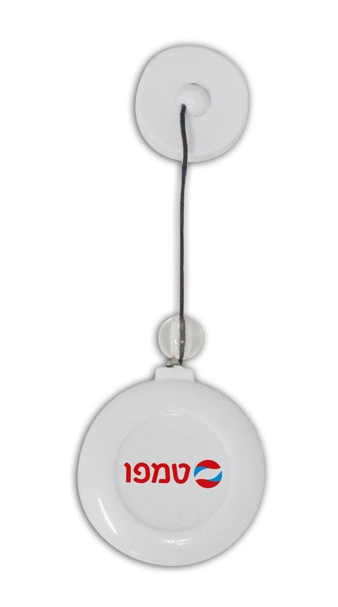 מנקה מסך עם לוגו