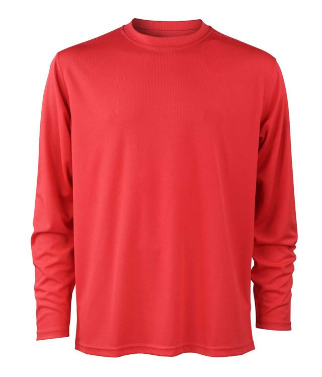 חולצה שרוול ארוך | דריי פיט זוהר