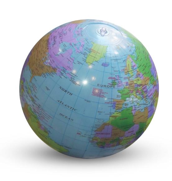 כדור ים גלובוס | כדור ים מתנפח גלובוס