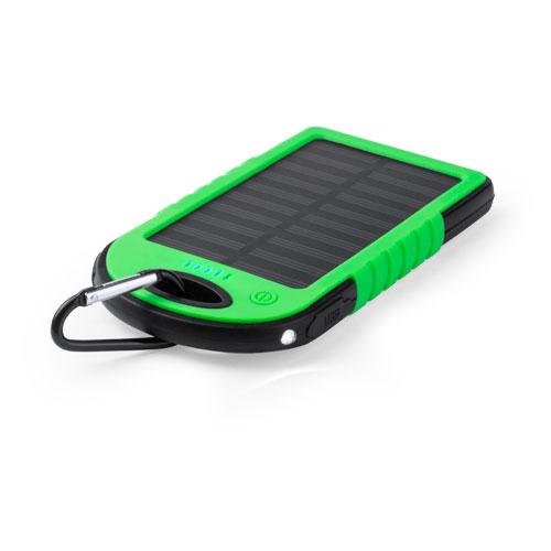 מטען נייד סולארי