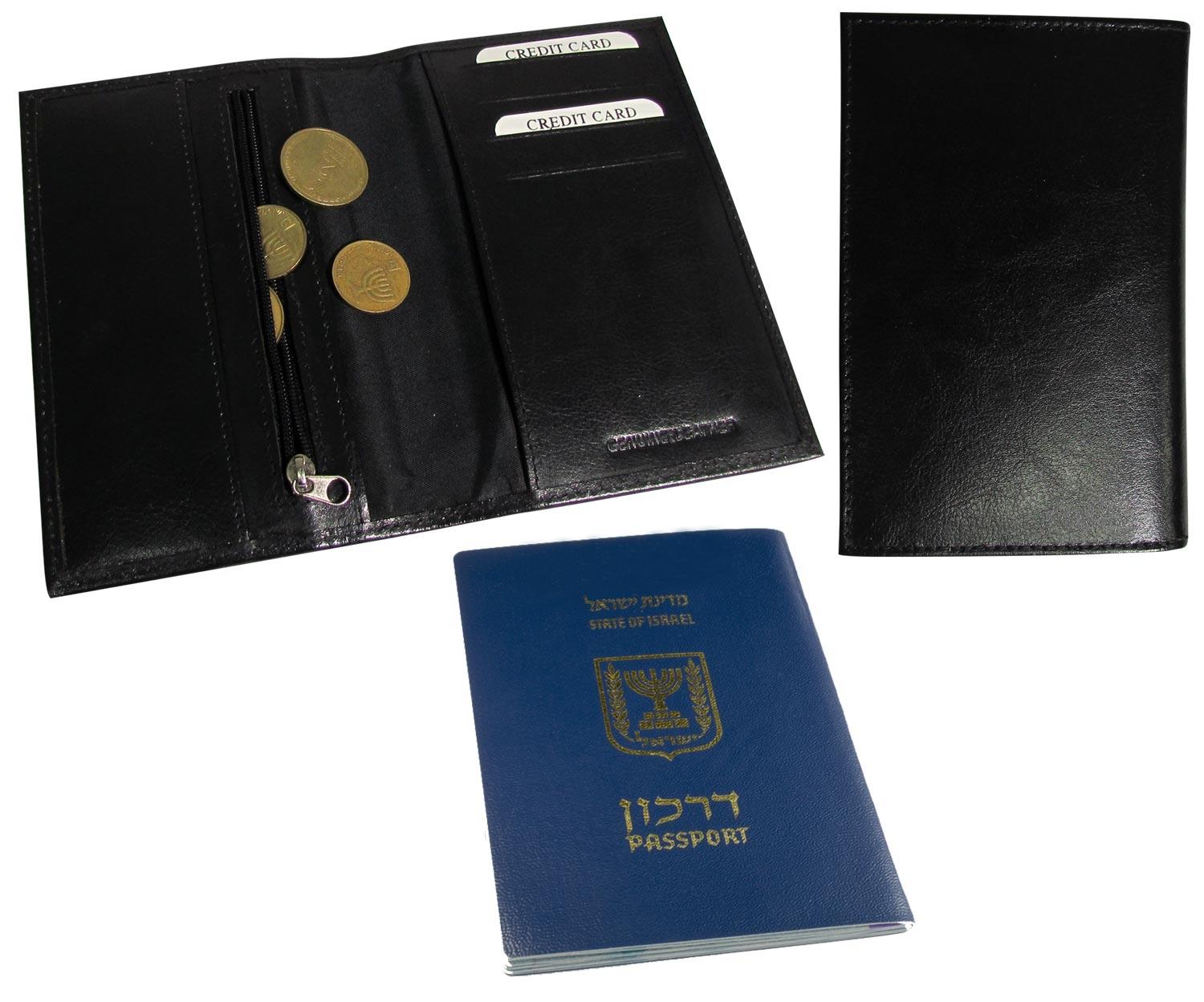 נרתיק לדרכון מעוצב