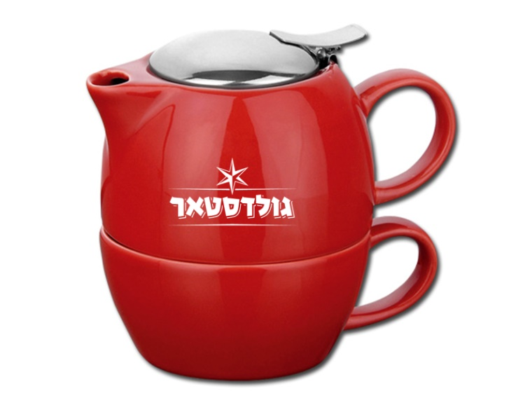 קומקום כוס לתה