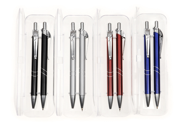 מיתוג עטים | סט עטים