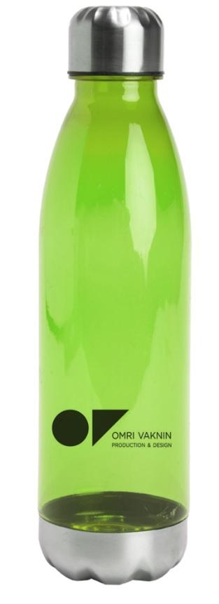 בקבוק שקוף | מתנות קידום מכירות
