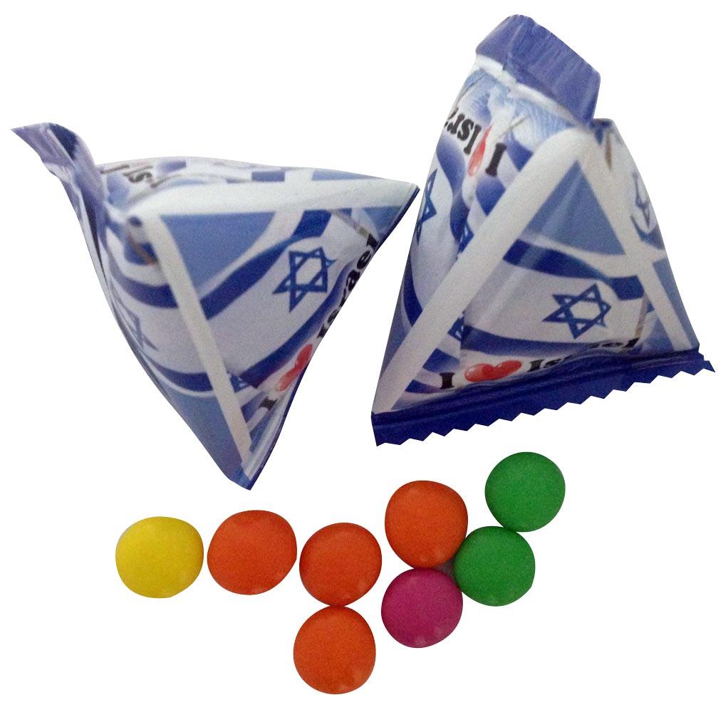 שוקולד דגל ישראל