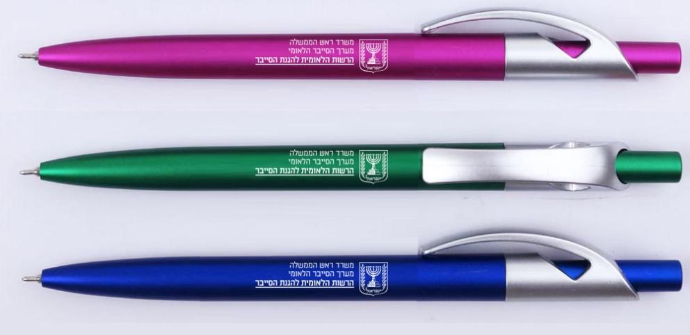 עט ג'ל | עט חוד מחט