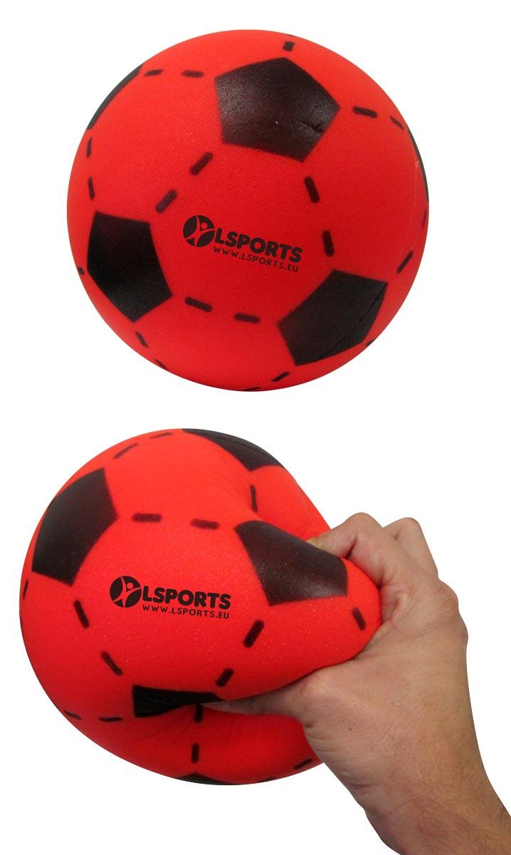 כדור ספוג כדורגל