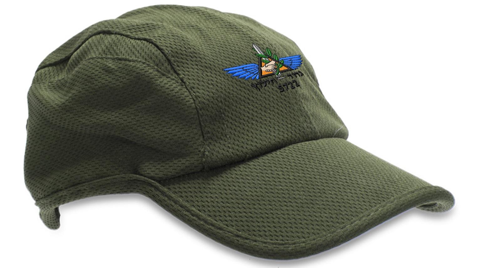 כובע דרייפיט זית ממותג